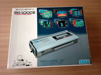SEGA SG 1000 II 2  / SEGA MARK system Console BOXED Japan version