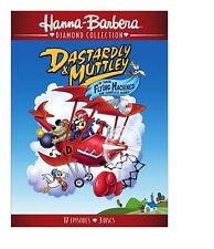 Dastardly and Muttley in Their Flying Machines Complete TV Series NEW DVD SET