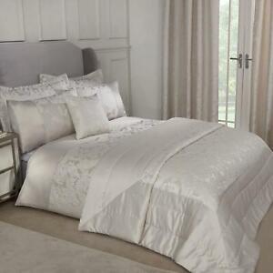 Duchess Cream Luxury Jacquard Bedding