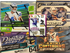 New England Patriots (5)Box Football Mixer Case Break 2020 Absolute & 2015 Prizm