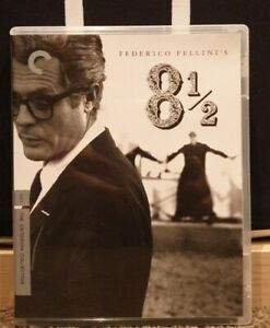 8 1/2 - The Criterion Collection Blu-ray (Region A)