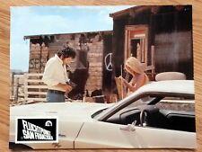 VANISHING POINT 1971 - Mopar Dodge Challenger R/T - scarce German lobby card #5