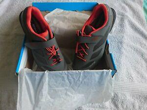 Shimano MT5 MTB SPD Trainers Shoes BNIB Size 43 EU 8 UK 8.9US Grey