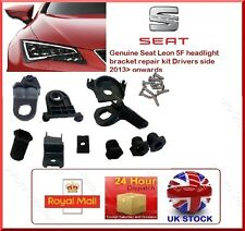 Genuine Seat Leon 5F headlight BRACKET REPAIR KIT RH side mk3 O/S