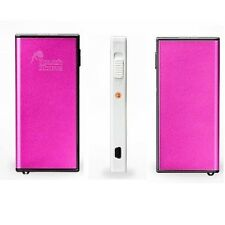 Touch Stone D30/P Slim Hand Warmers Heater Handy USB rechargeable Warmer Pink