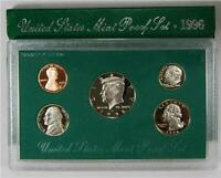 1996 United States Proof Set in Original Government Packaging, Free Shipping