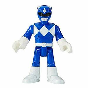 Replacement Figure for Imaginext Power Rangers Playset CHH57 - Black Ranger a...