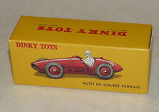 Boite neuve pour Dinky Toys Ferrari (23J)