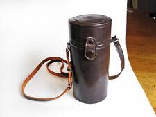Nippon Kogaku Tokyo Leather Case for Nikon Telephoto Lens