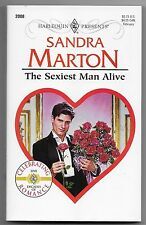 The Sexiest Man Alive by Sandra Marton (1999, Paperback)
