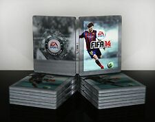 FIFA 14 Collectible Lenticular SteelBook - G2 Size [Video Game Metal Case] NEW