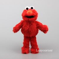 Sesame Street Elmo Plush Toy Soft Stuffed Animal Doll Teddy 13'' Kids Gift