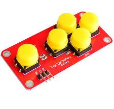 Analog Button For Arduino Ad Keyboard Electronic Blocks Simulate Five Key Module