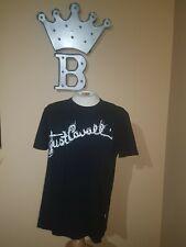 Just Cavalli Black XXL Tshirt