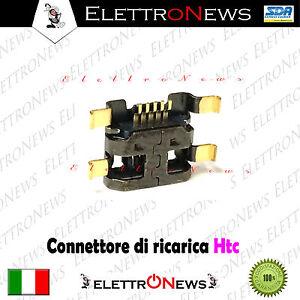 Connettore di ricarica Micro Usb Plug-in Htc one x One x + T320E Z320E G25 A014