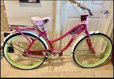Huffy Panama Jack 26 inch Cruiser Bike - Pink