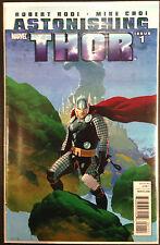 Astonishing Thor #1 VF NM- 1st Print Marvel Comics