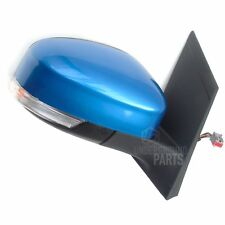 FORD FOCUS MK2 VISION BLUE ELECTRIC DOOR WING MIRROR RIGHT OFFSIDE DRIVERS SIDE