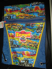 *Unikat / Rarität* kultiger Scout Sportbeutel Truck der echte Scout original