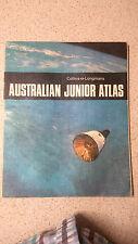 COLLINS-LONGMANS australian junior atlas 1969 4th impress SC