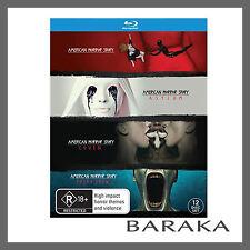 American Horror Story complete Series Season 1, 2, 3 & 4 blu ray box set RB New