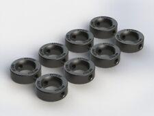 ARRMA AR310610 Driveshaft Pin Retaining Ring (8) Nero