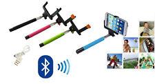 Selfie Asta Chiavetta usb Bluetooth Telescopio Treppiede Monopod per iOS/Android