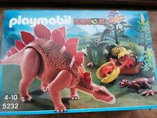Playmobil Dinos 5232 stagasaurus nid Set RARE NEW