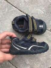 Stride Rite baby boy sz 4.5 4 1/2 W Wide shoes worn1week clean Euc