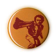 Badge DIRTY HARRY inspecteur Harry Clint Eastwood culte vintage pin button Ø25mm