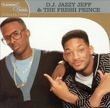 DJ JAZZY JEFF & THE FRESH PRINCE - PLATINUM & GOLD COLLECTION (NEW CD)