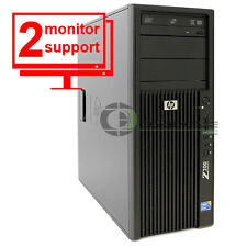 HP Z200 Workstation FL980UT Intel Xeon Quad Core X3440 2.53GHz 4GB 500GB FX 580