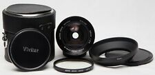 Vivitar 28mm 1:2.5 Auto Wide Angle Camera Lens