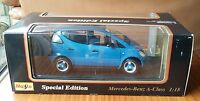 Maisto Special Edition Mercedes Benz A Class 1:18 scale Diecast Car Vehicle