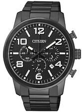 CITIZEN Chronograph Herrenuhr Chrono AN8056-54E