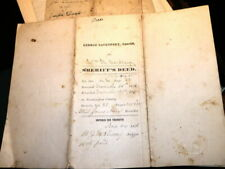 #9016,Sheriff Deed,1876,Wash Cty,Oh,Rowland vs Rigan