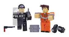 Jazwares Prison Life Playset with Two Action Figures