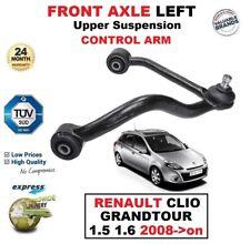 1x Vorderachse Links Oberer Kontrollarm für Renault Clio Grandtour 1.5 1.6 2008-