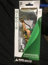 Ame-Com Heroine Hawkgirl Mini Figure Dc Comics Dc Direct