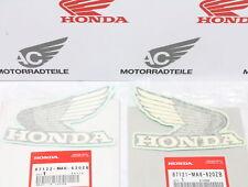 Honda CBX 400 F F2 Étiquette Lot Réservoir NOS Sticker Emblème Kit à Carburant
