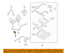 FORD OEM Emission-Adapter F87Z9F485BA