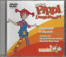 Kuckies 6: Pippi Langstrumpf DVD, 2 Folgen: Pippi will ihr Haus nicht verkaufen,