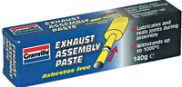 GRANVILLE EXHAUST ASSEMBLY PASTE SEALANT SEALER 140g LEAK PROOF JOINT FREE POST