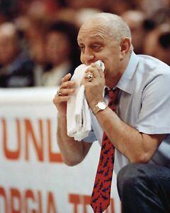 JERRY TARKANIAN 8X10 PHOTO UNLV RUNNIN REBELS PICTURE NCAA BASKETBALL TOWEL