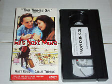 Ed's Next Move (VHS) RARE Full Length Screener, Matt Ross, Callie Thorne