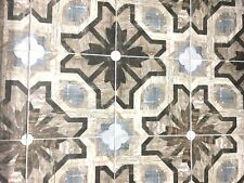 """8"""" x 8"""" Alhambra Pattern Made in Spain Ceramic Floor Wall Tile Bath (1 PIECE)"""