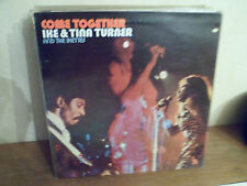 "LP 12 "" IKE & TINA TURNER - Come Together - EX/EX - LIBERTY - LBS 83350 - UK"