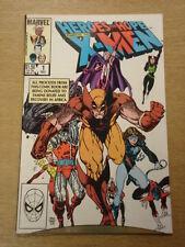 X-MEN HEROES FOR HOPE #1 MARVEL COMICS DECEMBER 1985 X