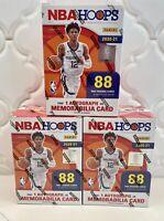 Panini NBA HOOPS 2020-2021 -  Lot of 3 BLASTER BOXES - SEALED