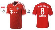 Trikot Adidas FC Bayern Champions League Finale Wembley 2013 - Martinez 8